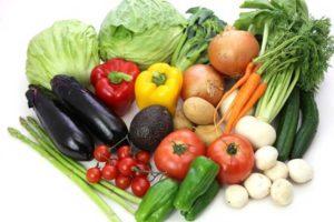 全国一の野菜類