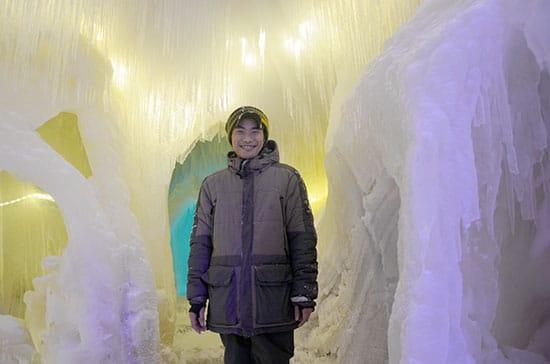 Niseko Ice Village宮崎さん