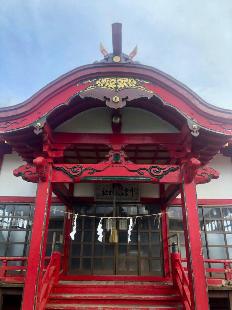 奥尻の神社