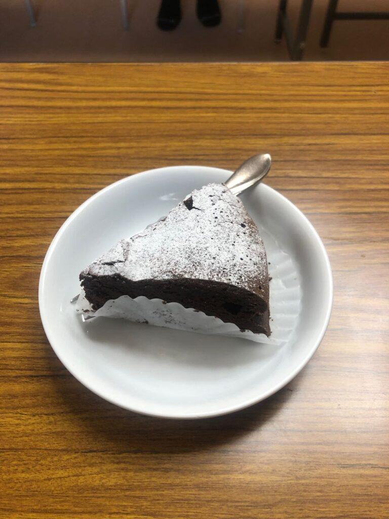 礼子さんのケーキ